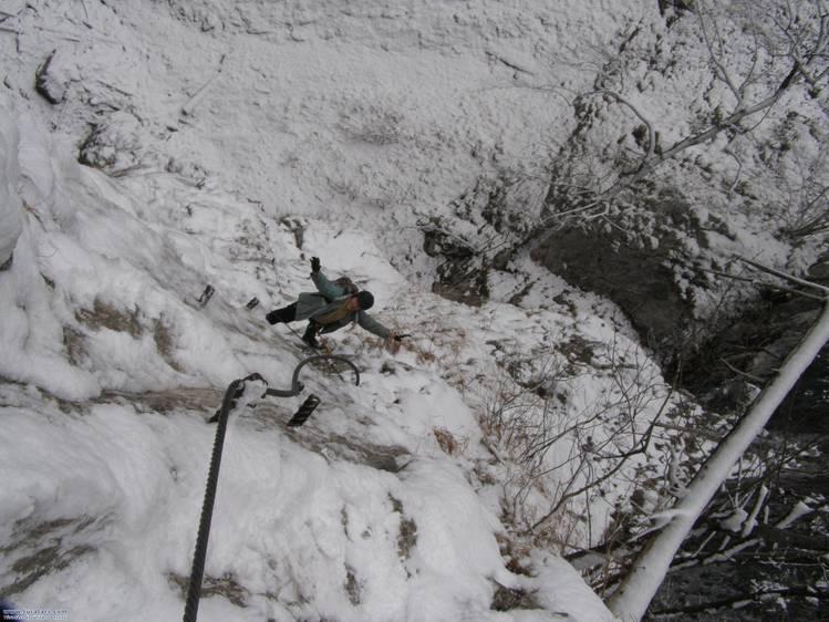 Drachenwand első fal